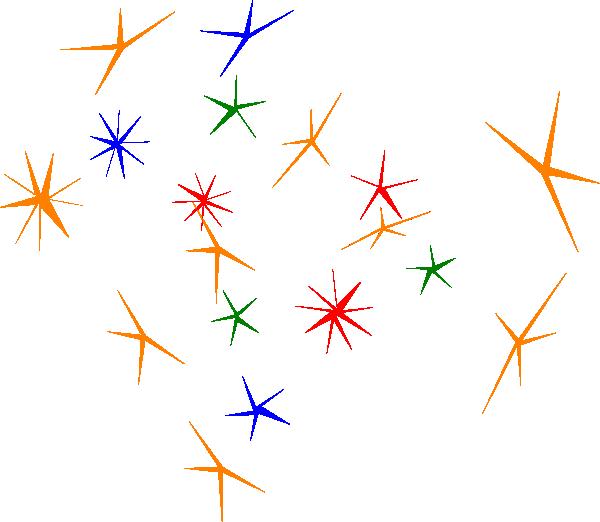 Sparkles clipart transparent #10