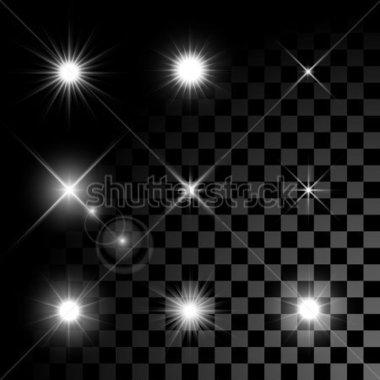 Sparkles clipart transparent background #7