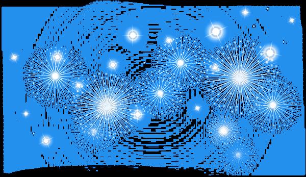 Sparklers clipart blue sparkles 20 png wsp Clip Art
