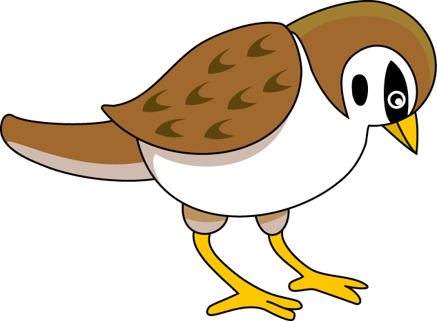 Sparrow clipart Clipart Brown Sparrow Cliparts Clipart