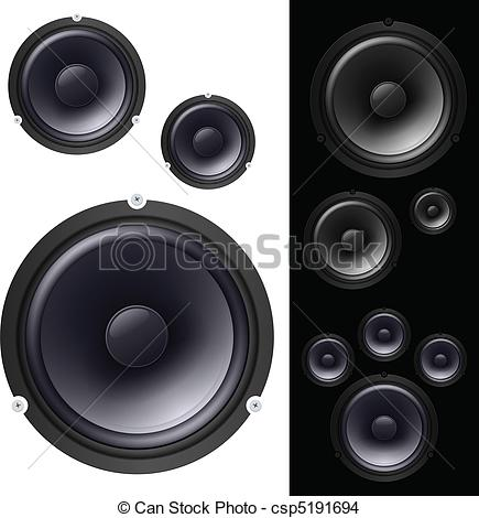 Speakers clipart bass Free speaker%20clipart Panda Images Art