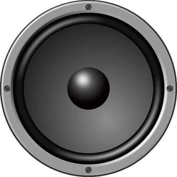 Speakers clipart bass Art Download Clip vector com