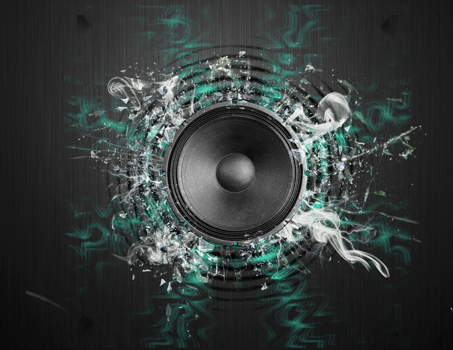 Speakers clipart bass Speaker Similiar Abstract Art Clip