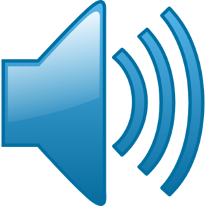 Speakers clipart blue Clipart Free Speaker Images Clipart