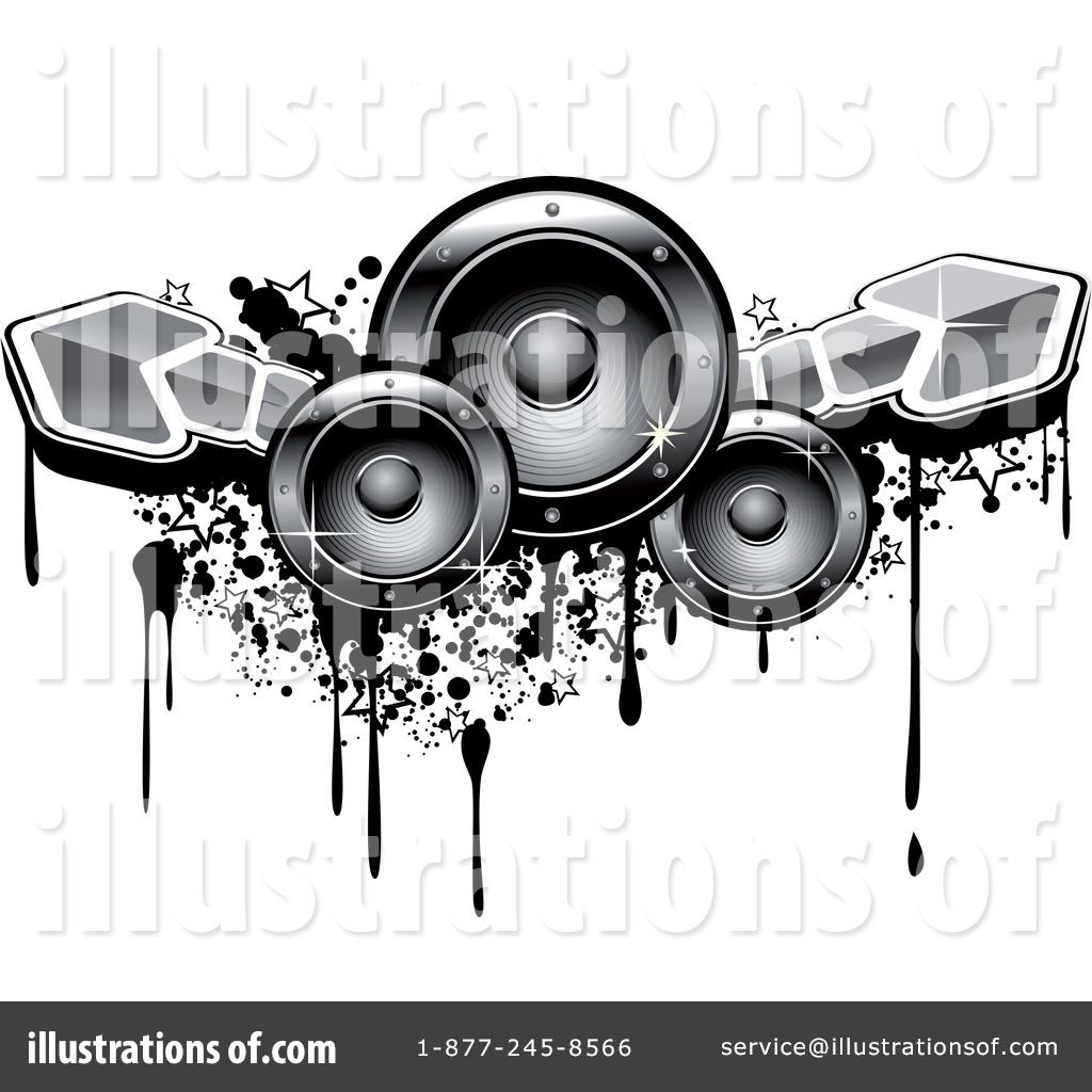 Speakers clipart dj speaker Dj dj dj Clipart Speakers