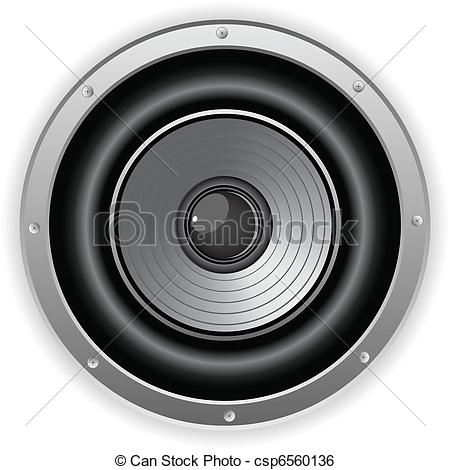 Speakers clipart dj speaker  Clipart Speakers Dj