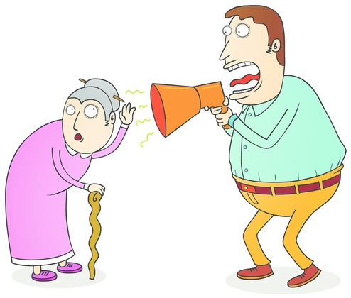 Speakers clipart hearing music Loss may from develop This
