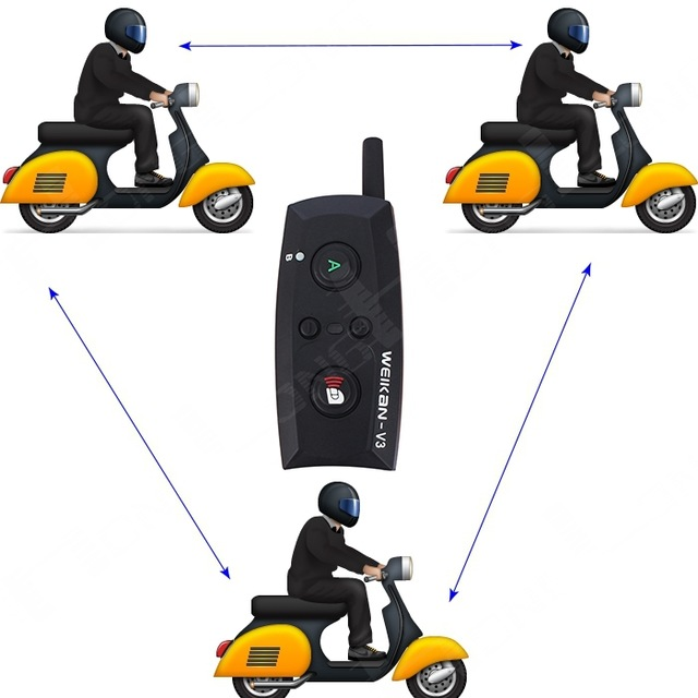 Speakers clipart intercom 2015 Newly Released!! Riders 1500M