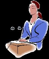 Speakers clipart lady Read Read Learn & Zangle