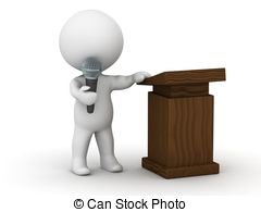 Speakers clipart loudspeaker  royalty free 180 351