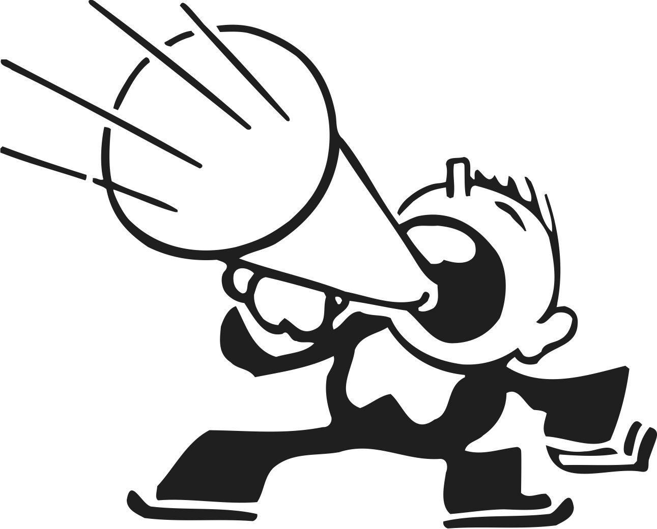 Speakers clipart megaphone Download Clipart library Of Clipart