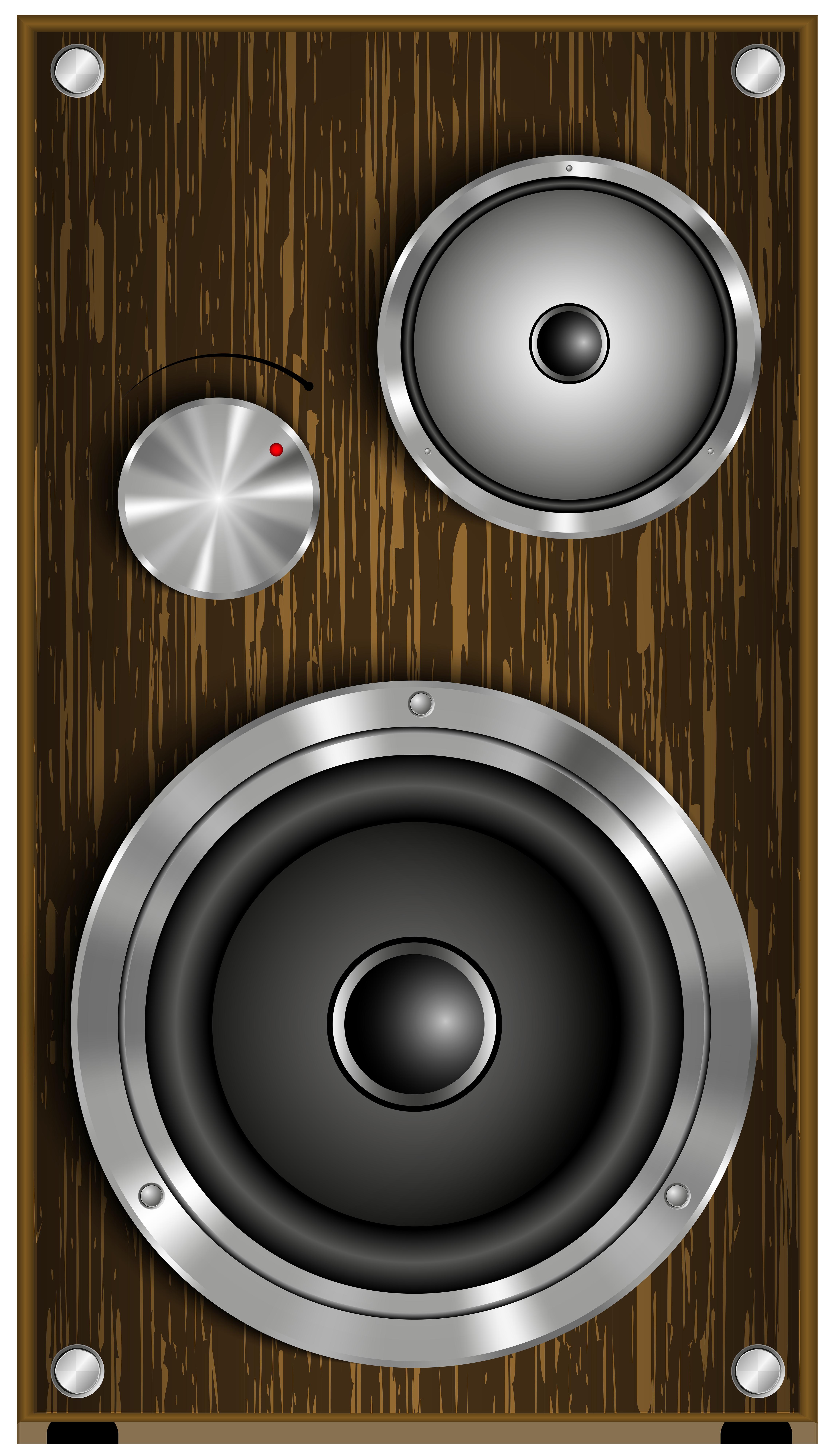 Speakers clipart music studio Yopriceville full Art High size