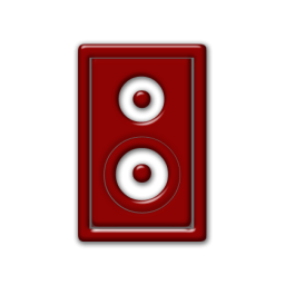 Speakers clipart red » Icons Icon Page #003057
