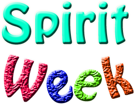 Speakers clipart school spirit Flyer ClipArt Photo: Week Falcon