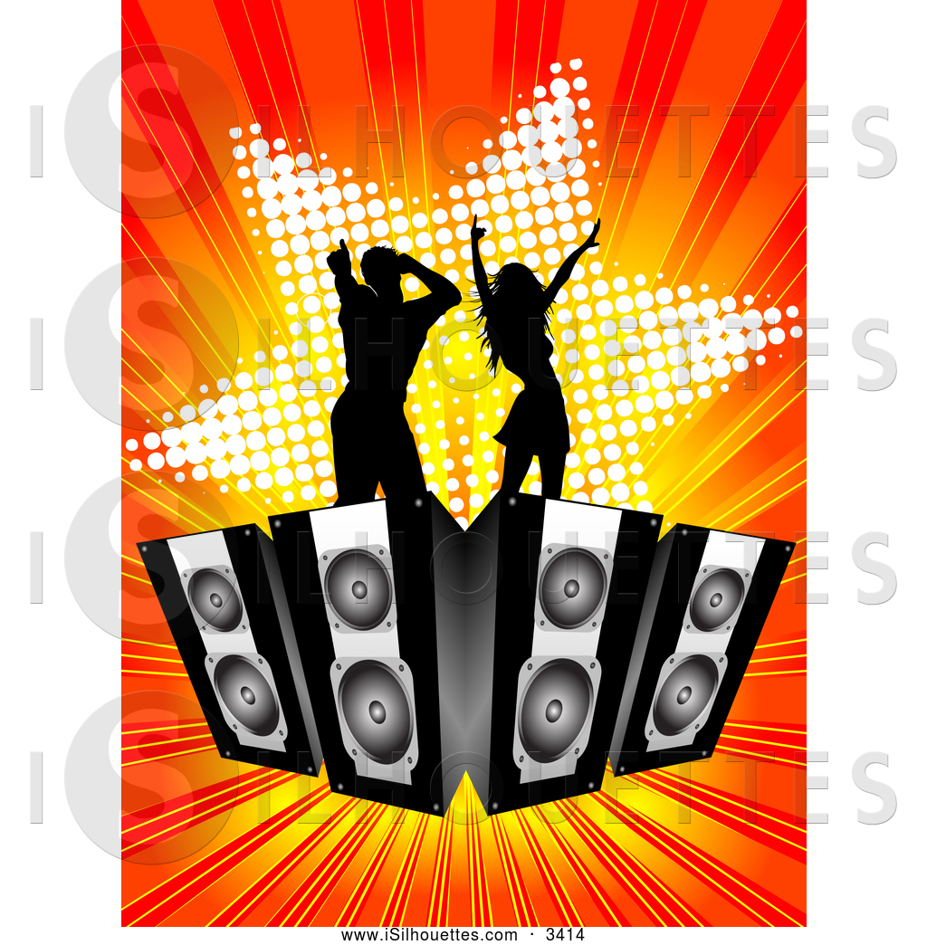 Speakers clipart boombox Clipart Speakers Club