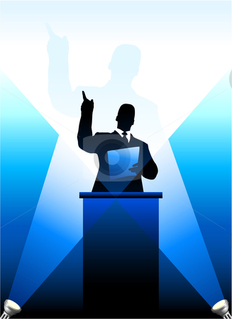 Speakers clipart silhouette Free Download Free Clip speech
