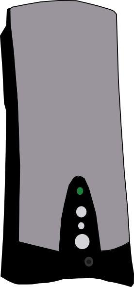 Speakers clipart simbol Vector Speaker online Clker vector