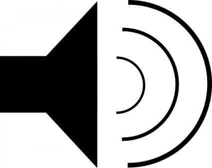 Speakers clipart simbol Speaker%20clipart Free Art Speakers Images