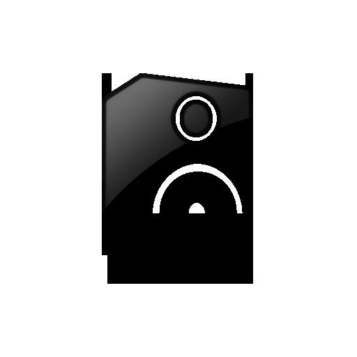 Speakers clipart simbol Audio Speaker Icon Speaker Etc