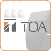Speakers clipart toa Leisuretec 100V Line TOA Distribution