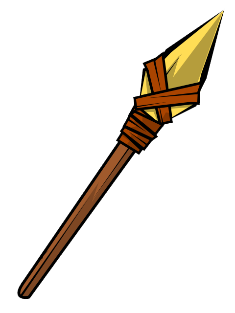 Spear clipart Free Free Clip on Art
