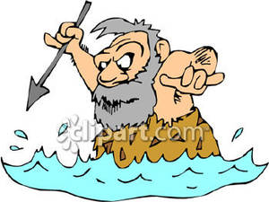 Caveman clipart hunting With Royalty with Clipart Clipart