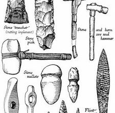 Spear clipart iron age On Age Stone images 23