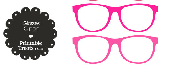 Spectacles clipart pink glass In in com Treats Clipart