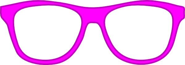 Spectacles clipart pink glass Clip image art clip this