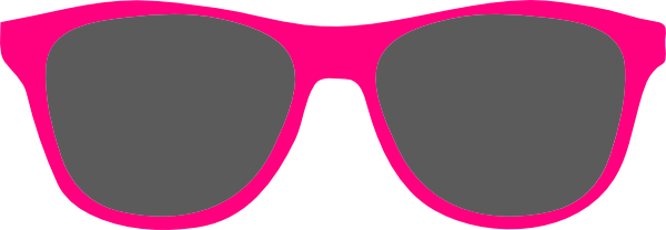Spectacles clipart pink glass Art image online art this
