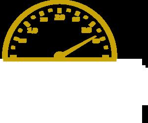 Speedometer clipart acceleration 5 Clker Clip  Speedometer