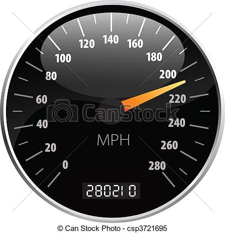 Speedometer clipart Clip Speedometer Clipart Art Clip