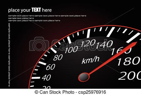 Speedometer clipart acceleration Accelerating Accelerating Dashboard Speedometer Clip