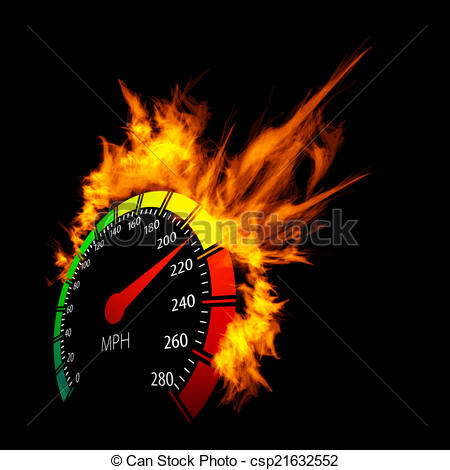 Speedometer clipart fire Csp21632552 of speedometer speedometer