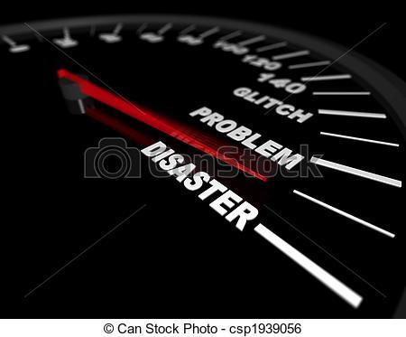 Speedometer clipart redline Speedometer Racing of Toward Disaster