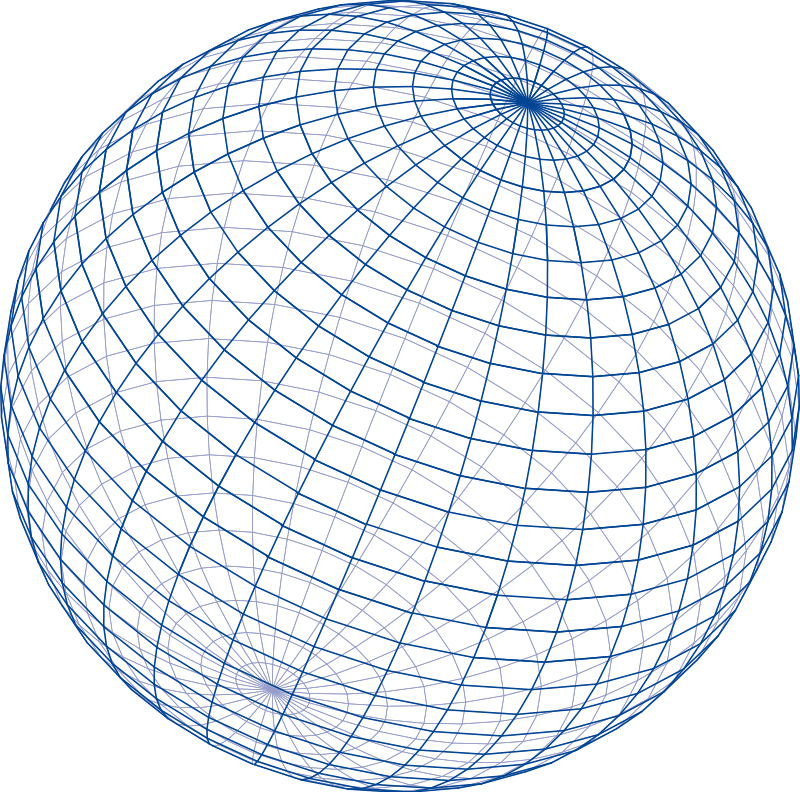 Sphere clipart #7
