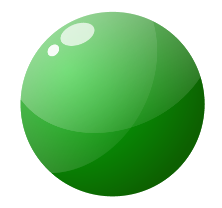 Sphere clipart #6