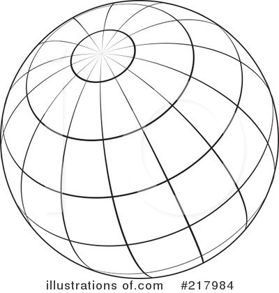 Sphere clipart #8