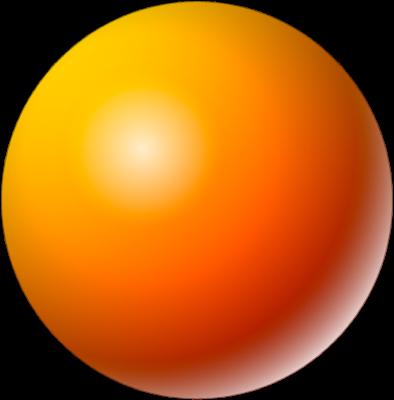 Circle clipart sphere shape #15