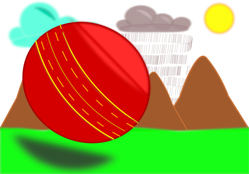 Sphere clipart cricket ball Clipart (PNG) Scenery IMAGE in