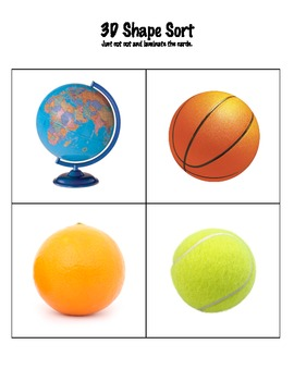 Sphere clipart different shape ShApEs shape the and you