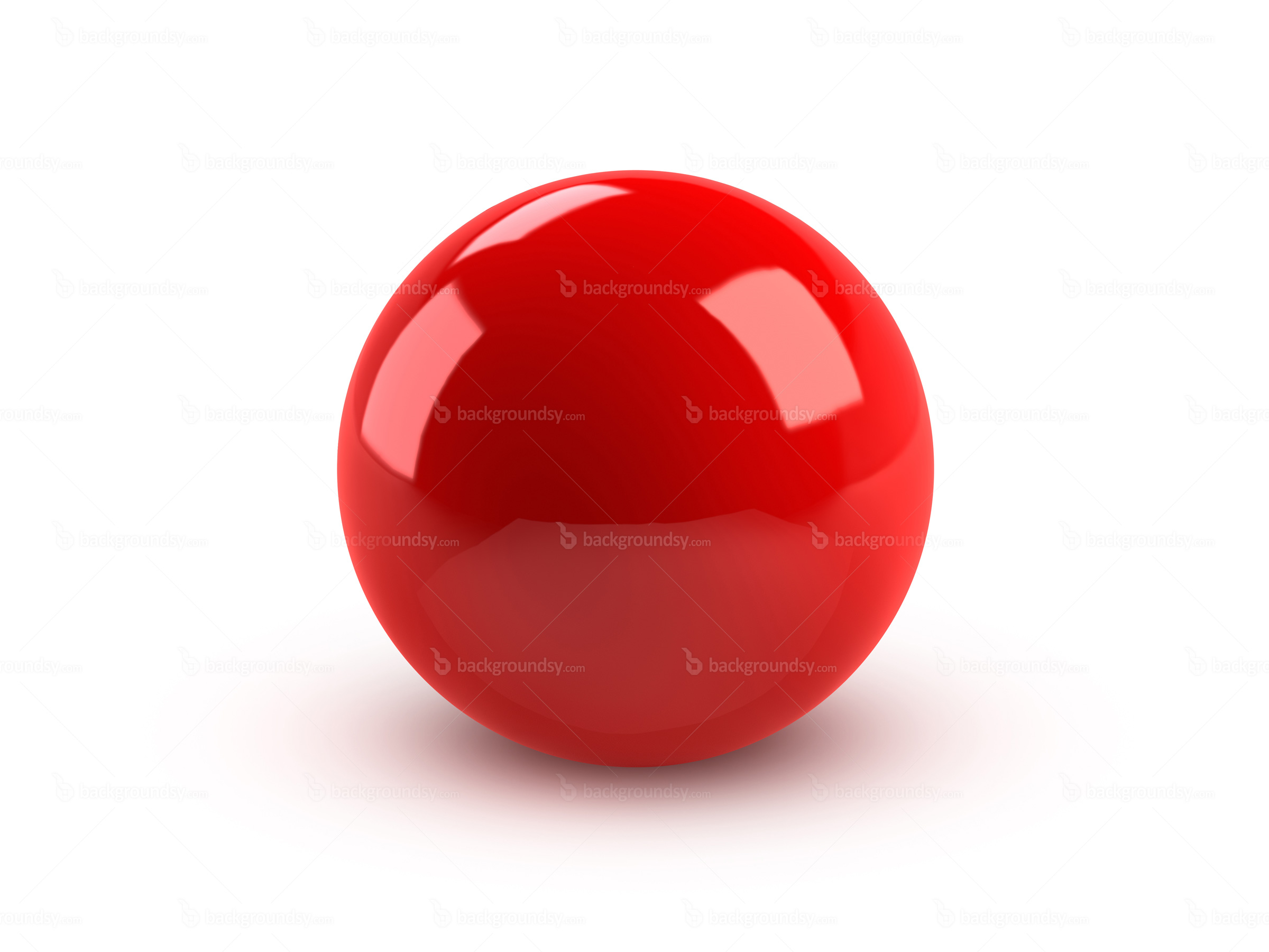 Sphere clipart red ball Backgroundsy eight isolated Pool ball