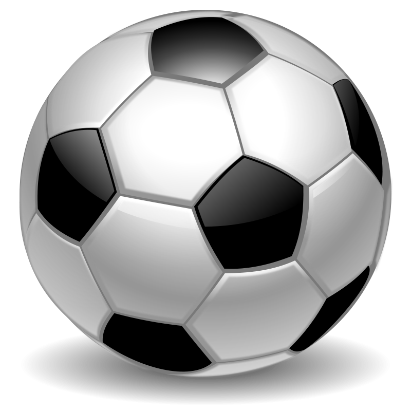 Balloon clipart soccer Transparent Images Sports com Free