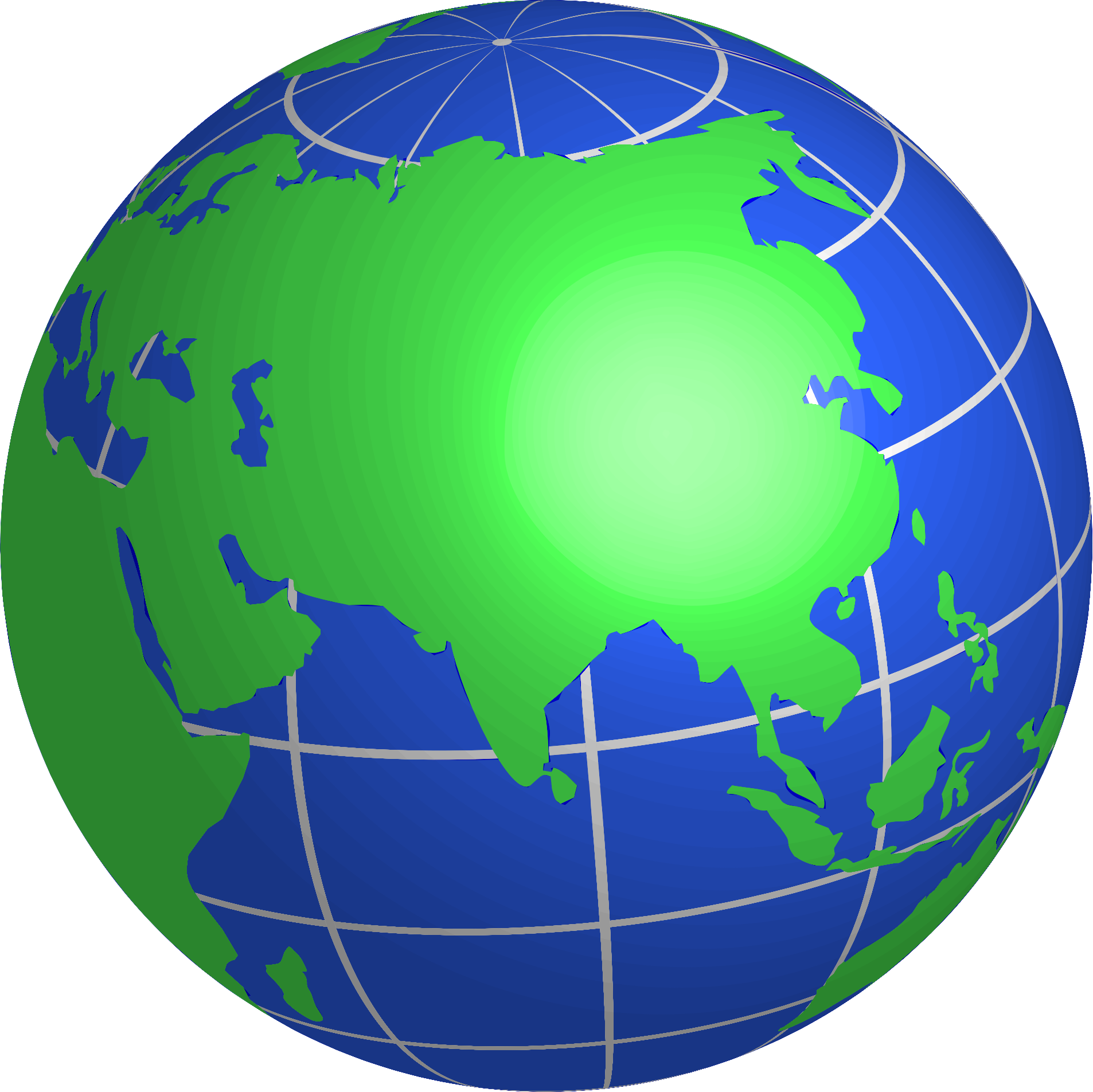 Asians clipart globe PNG with PNG Globe transparent