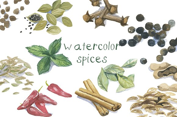 Spices clipart jalapeno ~ Spices Creative Spices Clip