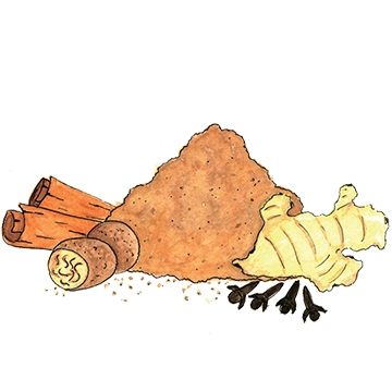 Spices clipart spice rack Kick Your Spice Up Few