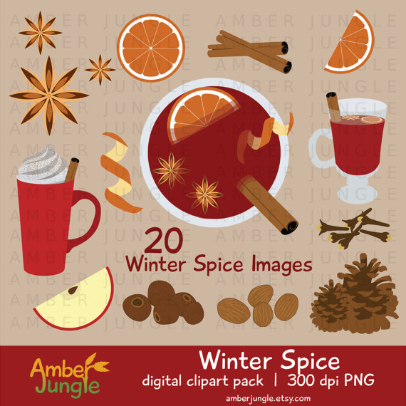 Spices clipart spicy food Clipart Download Christmas Winter Clipart