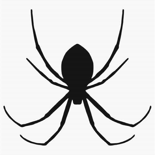 Arachnid clipart friendly spider Clipart Free Panda Images Hanging
