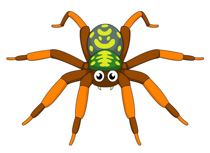 Spider clipart Pictures Spider Free Kb Graphics