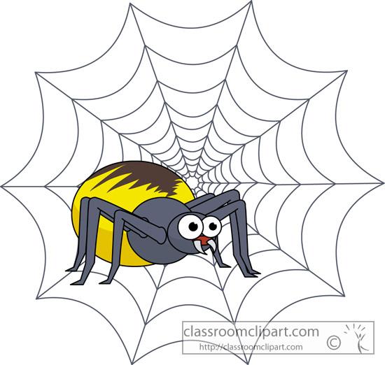 Arachnid clipart colorful Free Size: spider Spider 43